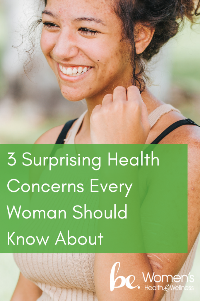 3 Surprising health concerns